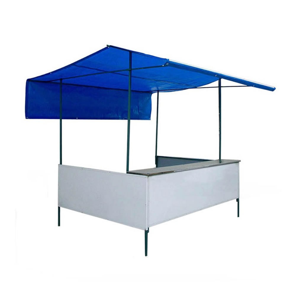 Barraca 2,0m x 1,5m Buffet - Feiras - Eventos - Pastel - Hot Dog R2